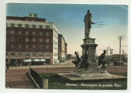 LIVORNO - MONUMENTO AI QUATTRO MORI    VIAGGIATA FG - Livorno