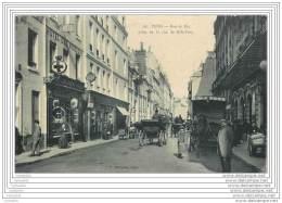 75007 - PARIS - Rue Du Bac Prise De La Rue De Babylone (Commerces Pharmacie Attelage) - Arrondissement: 07
