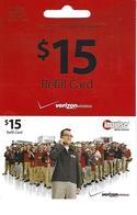 Verizon Wireless Refill Card - Powered By Fastcard - Télécartes