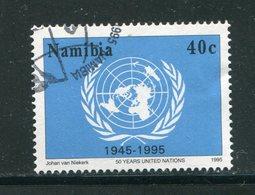 NAMIBIE- Y&T N°757- Oblitéré - Namibie (1990- ...)
