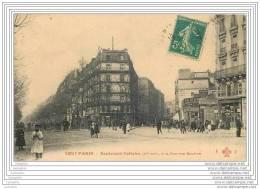 75011 - TOUT PARIS - Boulevard Voltaire A La Rue Des Boulets - Distretto: 11