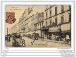 75 - PARIS - Rue D Aubervilliers - Distrito: 19