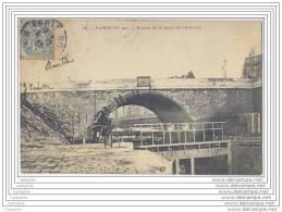 75004 - PARIS - Ecluse De La Gare De L Arsenal - Arrondissement: 04