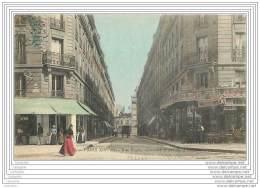 75014 - PARIS - Rue Sophie Germain Et Avenue D Orleans (cpa Couleur) - Arrondissement: 14