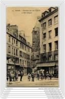 75 - PARIS - Carrefour Des Rues Galande Et Saint Jacques - Arrondissement: 05
