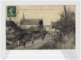 72 - SAINT HILAIRE LE LIERRU - Route De Vouvray - L Eglise Et L Ancien Presbytere - France
