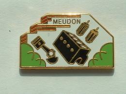 PIN'S CITROËN -  MEUDON - Citroën