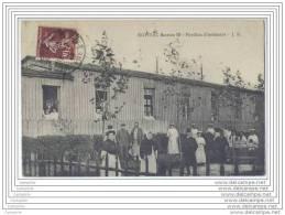 75019 - PARIS - Hopital Bastion 29 - Pavillon D Isolement - 4 Bd Mac Donald - Arrondissement: 19