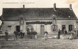 D89  VILLEFRANCHE ST PHAL  La Ferme Des Barbets - France