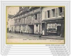 78 - HOUDAN - Boucherie Poirier (voir Belle Devanture) - Houdan