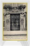 83 - FREJUS - Ancien Eveche ( Cariatides Attribuees A Puget ) - Frejus