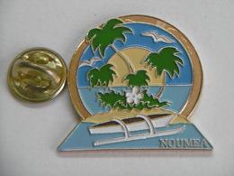 Pin's - NOUMEA - Cities