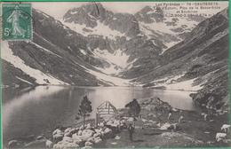 65 - Cauterets - Lac D'Estom Pics De La Basse Sèbe Et Soubiran - Editeur: Cougot N°79 - Cauterets