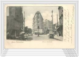 92 - BOIS COLOMBES - Place Centrale - Autres Communes