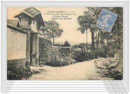 91 - MARCOUSSIS - L Entree Des Communs Du Chene Rond - Route Du Mesnil - Autres Communes