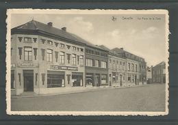 Oude Pk. Seneffe,  La Place De La Gare. - Seneffe