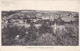 COMBLAIN LA TOUR - HAMOIR - LIEGE - BELGIQUE -  CPA. - Hamoir