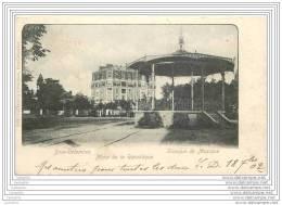 92 - BOIS COLOMBES - Kiosque De Musique - Place De La Republique - Autres Communes