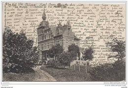 LA HULPE ..-- Brt Wall. ..-- Château De Val Riant .  Nels 11 , N° 251 . 1907 Vers BURDINNE ( Melle Elie TAHIR ) . - La Hulpe