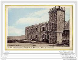 88 - Env De ST MAURICE - Hotel De La Jumenterie - France