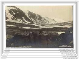 NORGE - NORWAY - Fra Veien Over Stryensfjeldet - Norvège