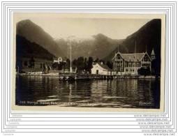 NORGE - NORWAY - Hotel Balestrand - Balholmen Sogn - Norvège