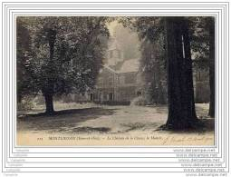 91 - MONTLIGNON - Le Chateau De La Chasse, Le Manoir - Autres Communes