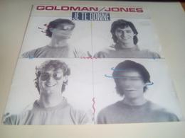 "GOLDMAN/JONES ""Je Te Donne"" - Other - French Music"