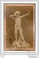 Exposition Universelle De 1878 A Paris - Photo Sur Carton - Amour National Arc - Italie Italia - Fotos