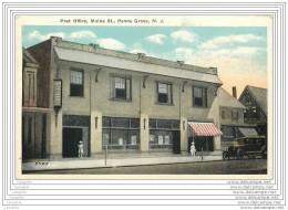 USA - Post Office, Maine Street, Penns Grove NJ - Etats-Unis