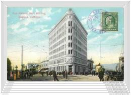 USA - First National Bank Building - Oakland, California - Oakland