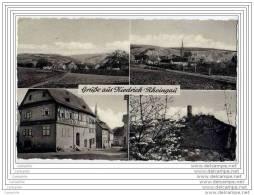 Gruss Aus Kiedrich / Rheingau - Multiblick - Rheingau