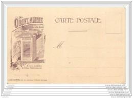 Publicite - Oriflamme - Petrole De Luxe - Carte A Frotter Avec Une Piece En Argent Pour Decouvrir Un Dessin - Pubblicitari