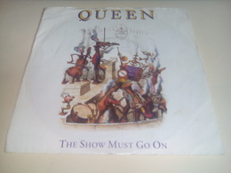 """QUEEN """"The Show Must Go On"""" - Rock"""