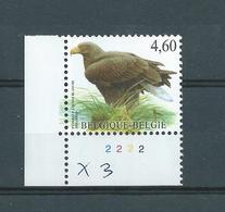 Belg. 2009 BUZIN - 3871** Pygargue à Queue Blanche - 1 Timbre. - 1985-.. Oiseaux (Buzin)
