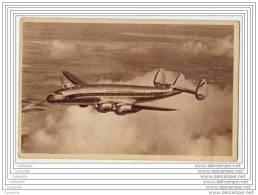 Aviation - Air France - Lockheed Constellation - 1946-....: Modern Era