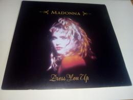 """MADONNA """"Dress You Up"""" - Disco & Pop"""