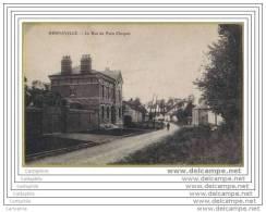 80 - BERNAVILLE - La Rue Du Puits Choquet - France