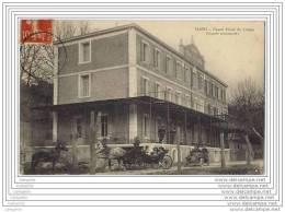 83 - NANS - Grand Hotel De Lorges (attelage + Tacot) - France