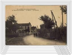 85 - SAINT LAURENT DE LA SALLE - Route De La Caillere - La Mairie - Le Calvaire - Francia