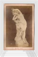 Exposition Universelle De 1878 A Paris - Photo Sur Carton - Arianna Ariane - Italie Italia - Fotos