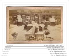 Exposition Universelle De 1878 A Paris - Photo Sur Carton - Beaux Arts Allemands - Germany - Photos