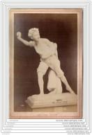 Exposition Universelle De 1878 A Paris - Photo Sur Carton - Che Linse 1746 - Italie Italia - Fotos