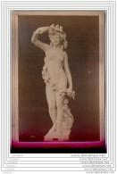 Exposition Universelle De 1878 A Paris - Photo Sur Carton - Les Vendanges  - Italie Italia - Fotos