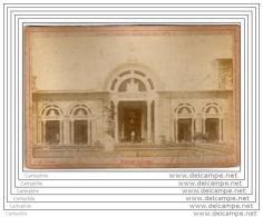 Exposition Universelle De 1878 A Paris - Photo Sur Carton - Section Italienne - Fotos