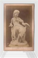 Exposition Universelle De 1878 A Paris - Photo Sur Carton - Une Distraction - Italie Italia - Fotos