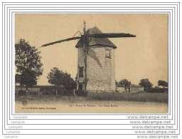 Moulin A Vent Au Camp De Chalons (Marne) - Windmolens