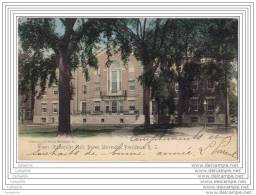 PROVIDENCE - Rockefeller Hall, Brown University - Providence