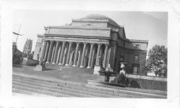 PHOTO ORIGINALE   NEW YORK 1948 BIBLIOTHEQUE DE COLUMBIA UNIVERSITY  PHOTO BOX ANNISTON ALABAMA - Orte