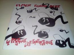"ELMER FOOD BEAT ""Le Plastique C'est Fantastique"" - Rock"